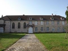 Hôpital -  Vitry-le-François (51300 - FRANCE): photographies  Vitry-le-François (51300 - FRANCE): Sous Préfecture (vue du parc)