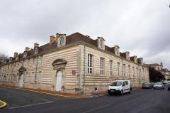 Maison des Arquebusiers - hôtel de Ville de Vitry-le-François