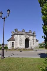 Porte du Pont -  Vitry-le-François: centre ville, porte du Pont.