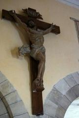 Eglise -  Christ_en_croix.
