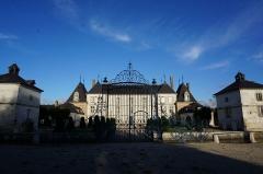 Château - Français:   à  Vitry-la-Ville.