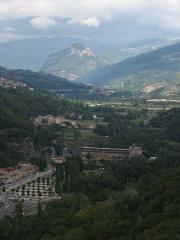 """Enceinte protohistorique dite """"Camp des Louvières"""" -  Montefranco valley"""