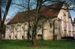 Abbaye de Longuay - Français:   Abbaye de Longuay, bâtiment des convers