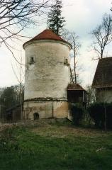 Abbaye de Longuay - Français:   Colombier de l\'abbaye de Longuay (Haute-Marne)