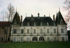 Abbaye de Longuay - Français:   Château de Longuay (Haute-Marne)