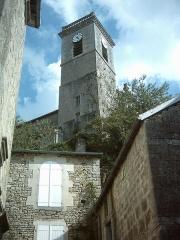 Eglise Notre-Dame - Français:   Église du haut de Bourmont (52150, France)