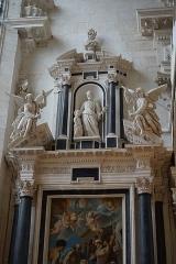 Collège - Français:   en la chapelle de l\'ancien collège des Jésuites de Chaumont.