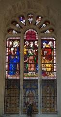 Collège - Français:   en la chapelle des jésuites de Chaumont.