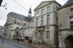 Collège - Français:   lors des journée du patrimoine de 2017.