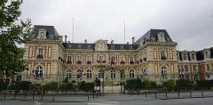 Ancien couvent des Carmélites - Français:   lors des journée du patrimoine de 2017.