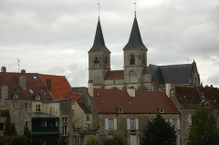 Eglise Saint-Jean-Baptiste -  France Haute-Marne Chaumont