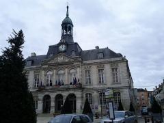 Hôtel de ville -  52000 Chaumont, France
