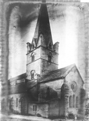 Eglise - French historian, archaeologist and photographer