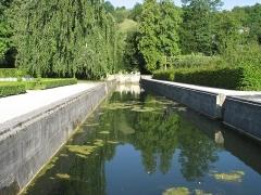 Château du Grand-Jardin et son parc -  Château du Grand Jardin, Joinville, Haute-Marne, France