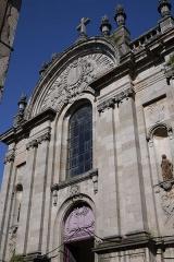 Collège Diderot -  Ancien collège de Jesuites.XVIIIeme.