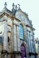 Collège Diderot -  Langres - Chapelle du collège des Jésuites