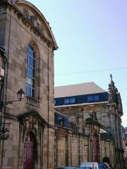 Collège Diderot -  Langres - Ancien collège des Jésuites