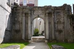 Couvent des Ursulines -  Ancienne chapelle du couvent des Ursulines.1670-1680