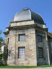Hôpital de la Charité -  Langres - Hôpital de la Charité - Côté remparts