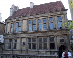Maison Renaissance - English: Langres, FRANCE