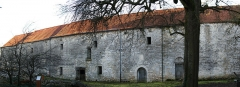 Ancienne commanderie de Mormant -  le bâtiment de l\'Hotellerie de l\'Abbaye de Mormant (Haute-Marne)