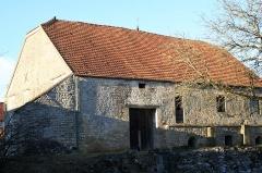 Ancienne commanderie de Mormant -  la Maison Dieu de l\'abbaye de Mormant (Haute-Marne)