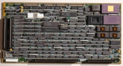 Eglise de Nully - English: 3B2/310 or 3B2/400 motherboard.