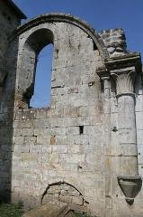 Abbaye de Morimond (ruines) -  Morimond - Vestiges de l'église en 2007