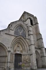 Eglise Notre-Dame -  Saint Dizier. Eglise Notre-Dame de l'Assomption, rue Emile Giros.  Inscription aux monuments historiques en 1990.