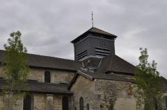 Eglise de Gigny -  Gigny (près de Saint Dizier). Eglise de Gigny (portail inscrit aux monuments historiques en 1974).
