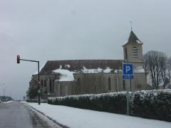 Eglise des Trois-Jumeaux -  Saints-Geosmes, Haute-Marne