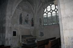 Eglise - English:  Chapel on renaissance style (Third chapel on the south aisle).