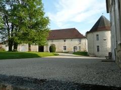 Château de Villars-en-Azois - English: Ferme du château