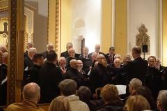Croix dite de la Périère - English: The Ural Cossack Choir in concert with three male choirs (