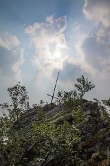 Croix dite de la Périère -  Moskal ridge