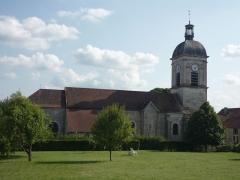Eglise - Français:   L\'église de Dancevoir