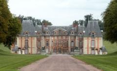 Domaine du château de Grosbois - English: Castle of Grosbois, 94470 Boissy-Saint Léger, France