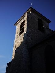 Eglise Saint-Pierre-Saint-Paul - English: Église Saint-Pierre-Saint-Paul, Chennevières-sur-Marne, Val-de-Marne, France. Bell tower.
