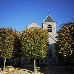 Eglise Saint-Pierre-Saint-Paul - English: Église Saint-Pierre-Saint-Paul, Chennevières-sur-Marne, Val-de-Marne, France. Front view.