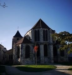 Eglise Saint-Pierre-Saint-Paul - English: Église Saint-Pierre-Saint-Paul, Chennevières-sur-Marne, Val-de-Marne, France. Rear view.