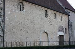 Eglise Sainte-Colombe - Français:   Chevilly-Larue - Eglise Sainte-Colombe Mur Sud.