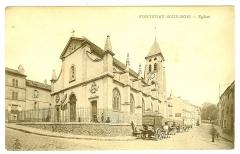 Eglise Saint-Germain-l'Auxerrois - Français:   Eglise de Fontenay-sous-Bois