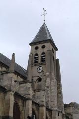 Eglise Saint-Germain-l'Auxerrois - Église Saint-Germain-l'Auxerrois de Fontenay-sous-Bois.