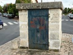 Aqueduc des Eaux de Rungis (également sur communes de Rungis, L'Hay-les-Roses, Cachan, Arcueil, Gentilly et Paris 14) -  Regard N° IV de l'aqueduc Médicis