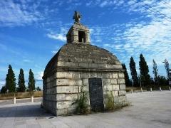 Aqueduc des Eaux de Rungis (également sur communes de Rungis, L'Hay-les-Roses, Cachan, Arcueil, Gentilly et Paris 14) -  Regard N° III de l'Aqueduc Médicis