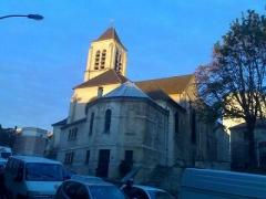 Eglise Saint-Pierre-Saint-Paul - English: The church of Ivry sur Seine.