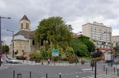 Eglise Saint-Pierre-Saint-Paul -  Eglise d'Ivry Sur Seine (94)