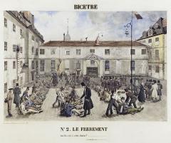 Ancien hospice de Bicêtre -