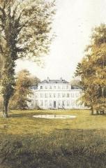 Ancien château de Brévannes, groupe hospitalier Emile Roux - English: Château de Brévannes, France, Sarchi's own.