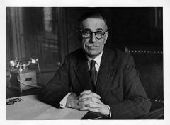 Ecole nationale vétérinaire - Clément Bressou (1887-1979),  vétérinaire, professeur d'anatomie à l'École nationale vétérinaire de Toulouse puis à celle d'Alfort, directeur de l'École vétérinaire d'Alfort